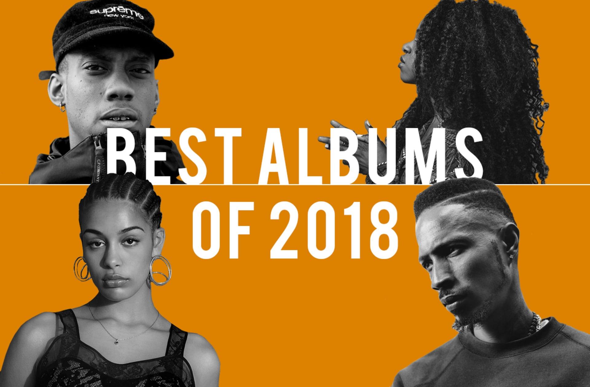 best-albums-of-2018