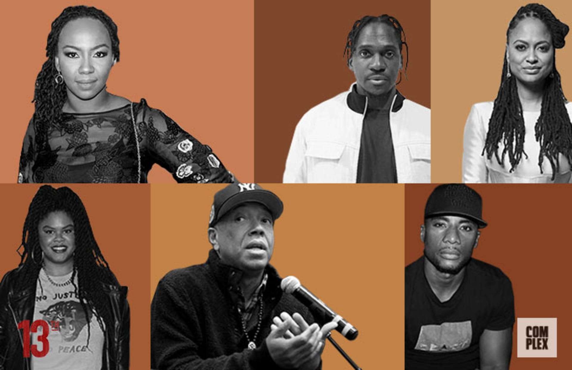 Influential People of Color on Racism