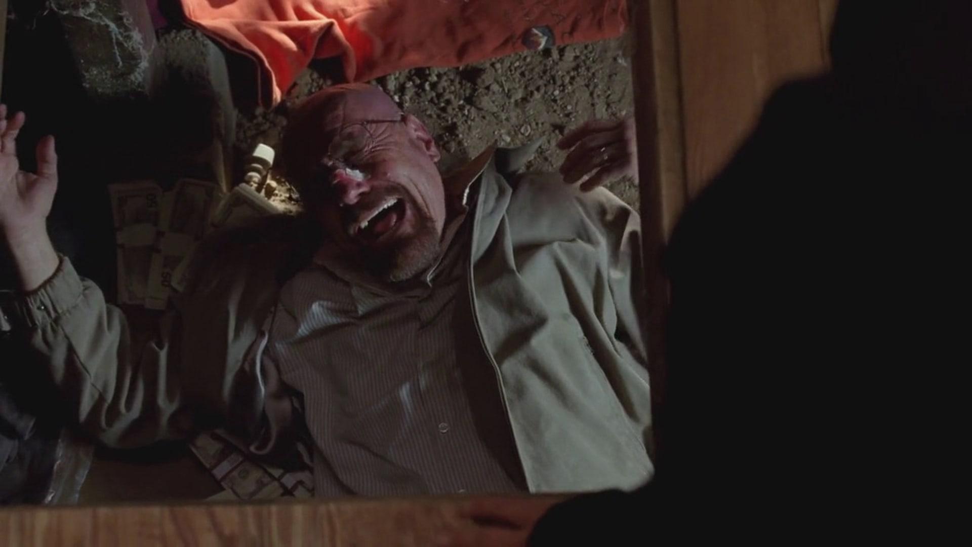 Breaking Bad 'Crawl Space'