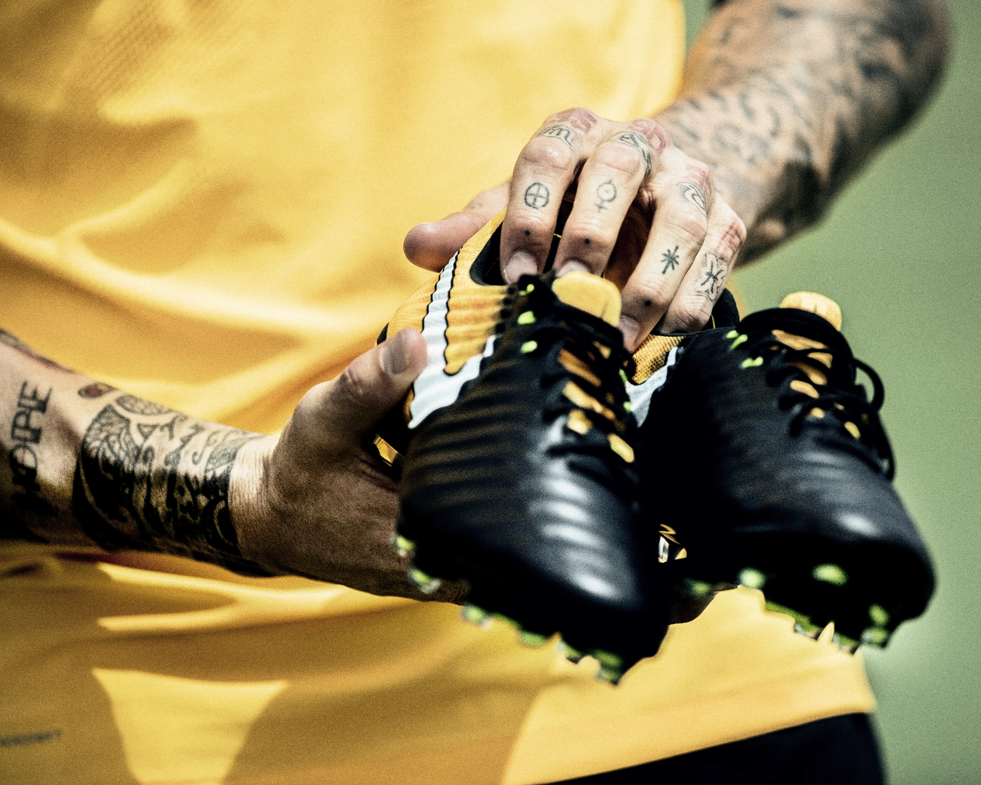 on sale 9d43f 57b45 Interview: Sergio Ramos on Real Madrid, Pre-Match Playlists ...
