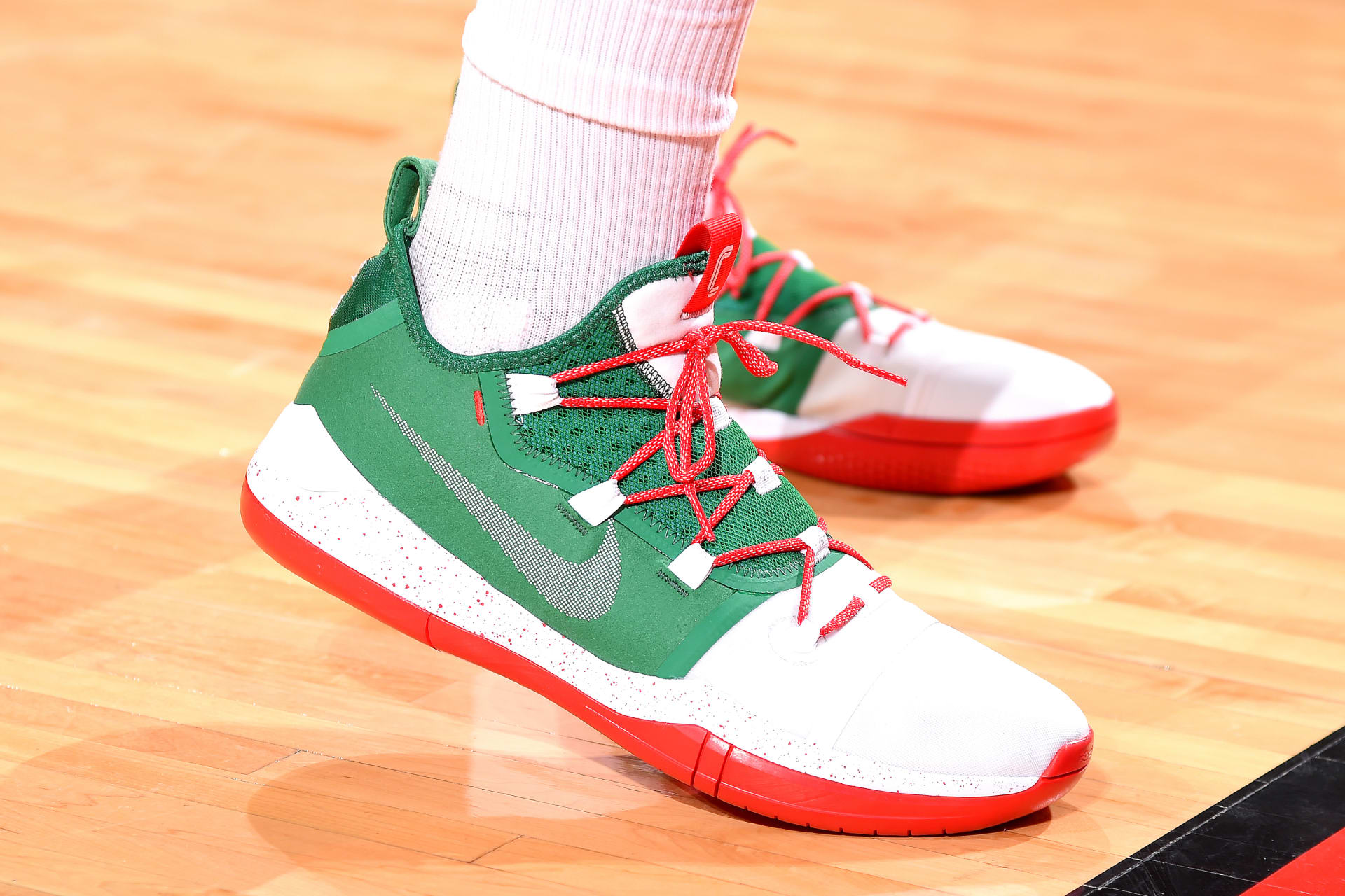Christmas Shoes Nike.Nba Christmas Shoes Best Sneakers Worn On Christmas Day