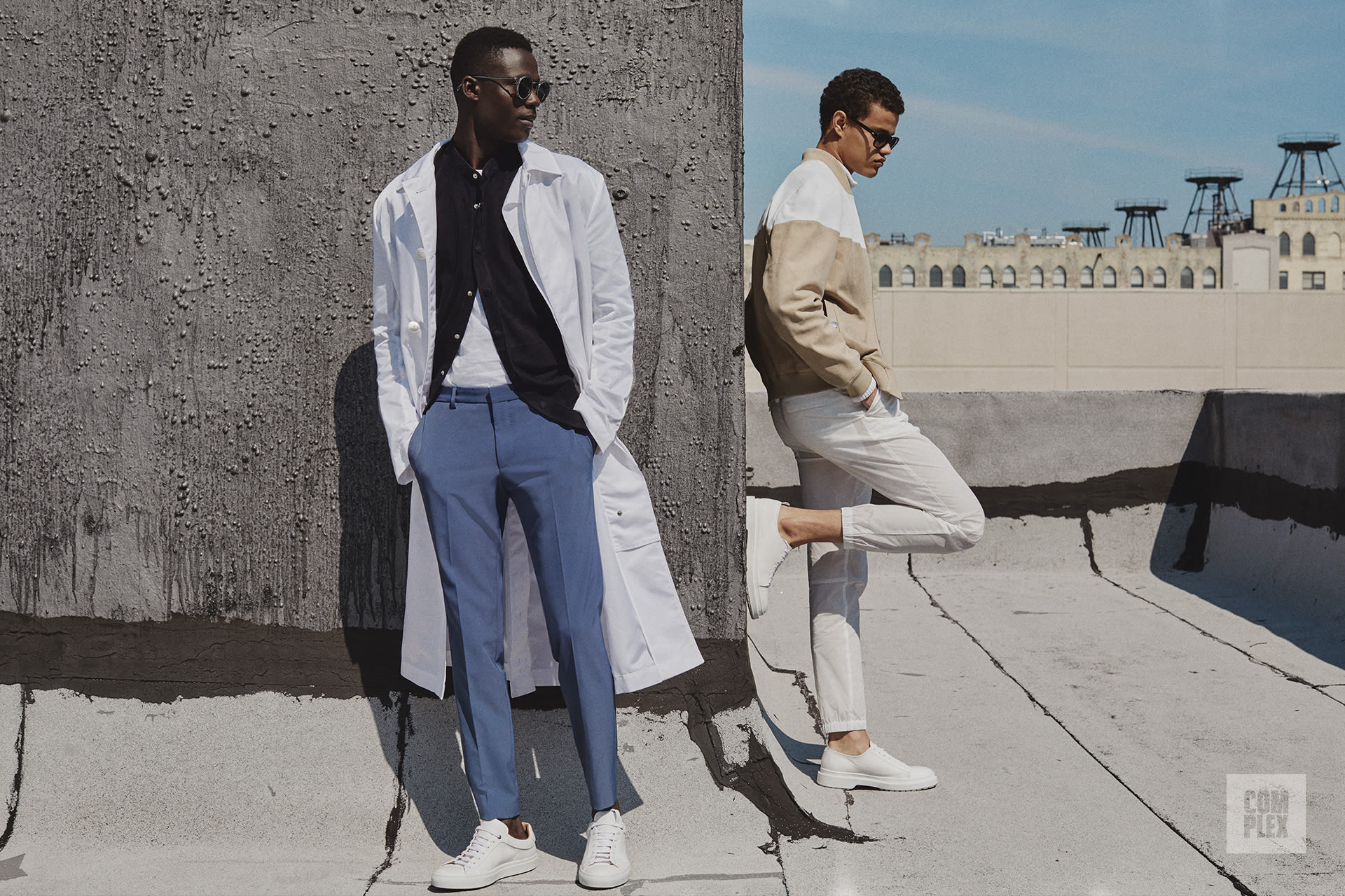 de0486b64 Hugo Boss White Capsule Collection - Spring 2019 Lookbook | Complex