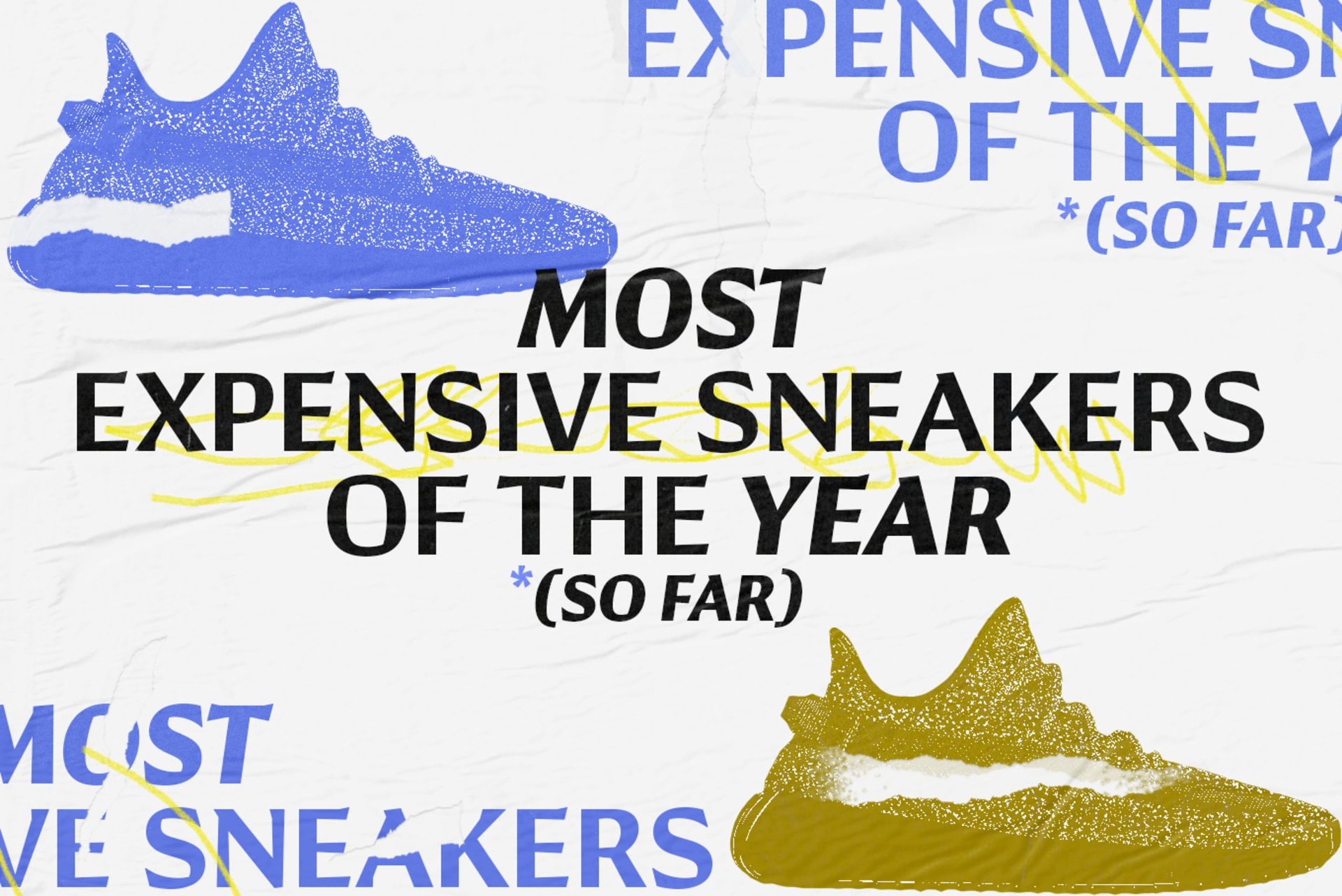 best authentic 8f64d 29f81 Most Expensive Sneakers of 2019 (So Far): Year's Most ...