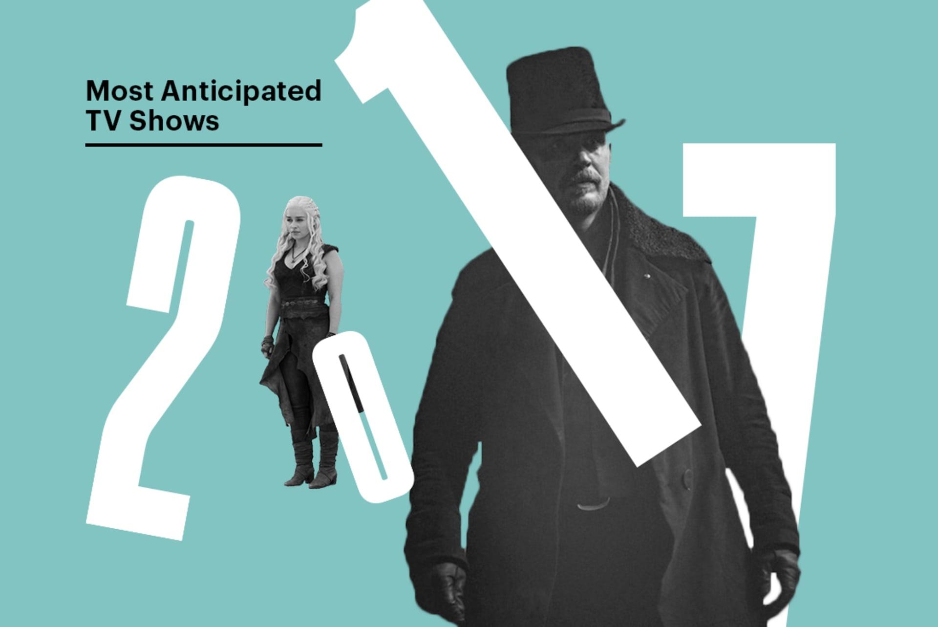 Anticipated TV Shows