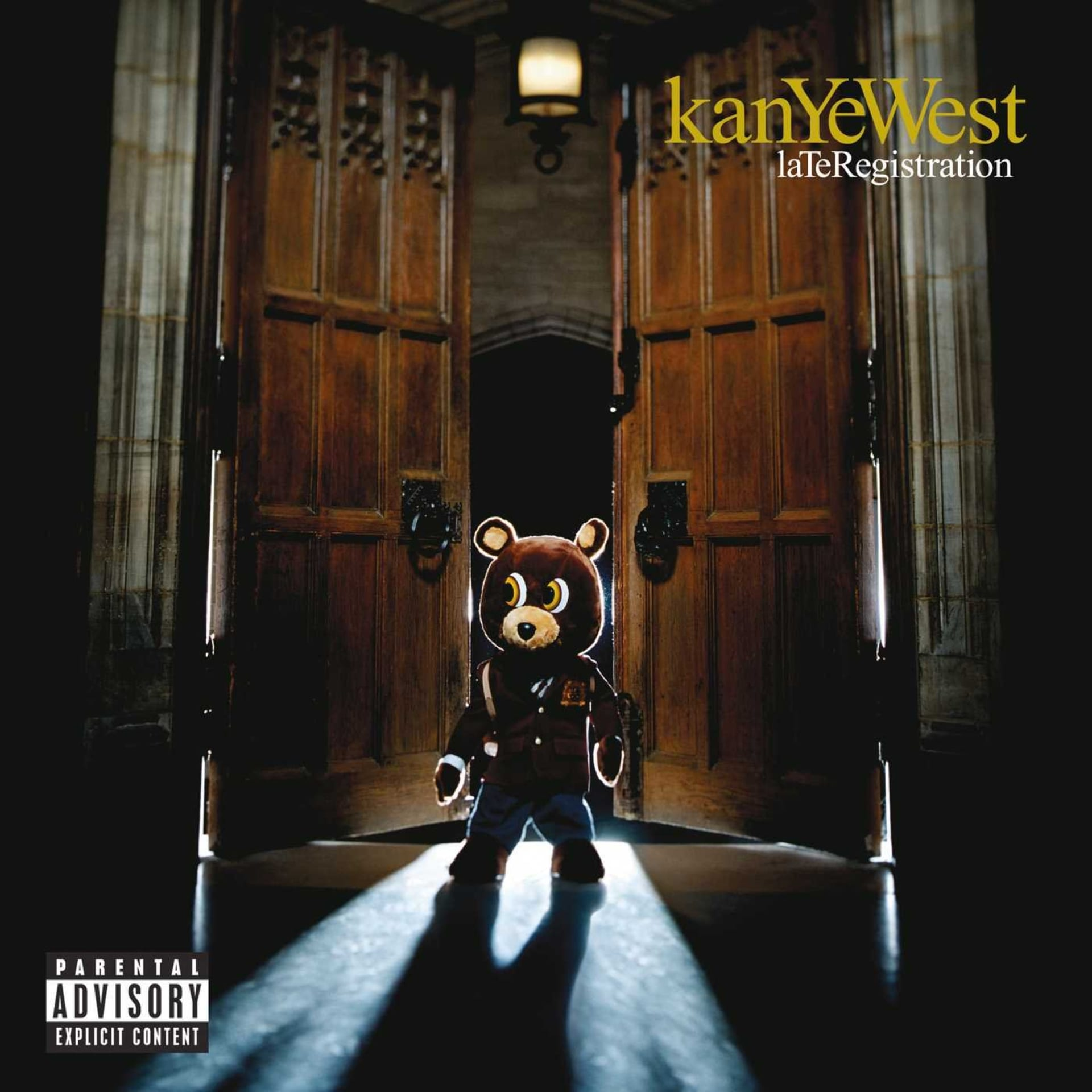 Kanye West 'Late Registration'
