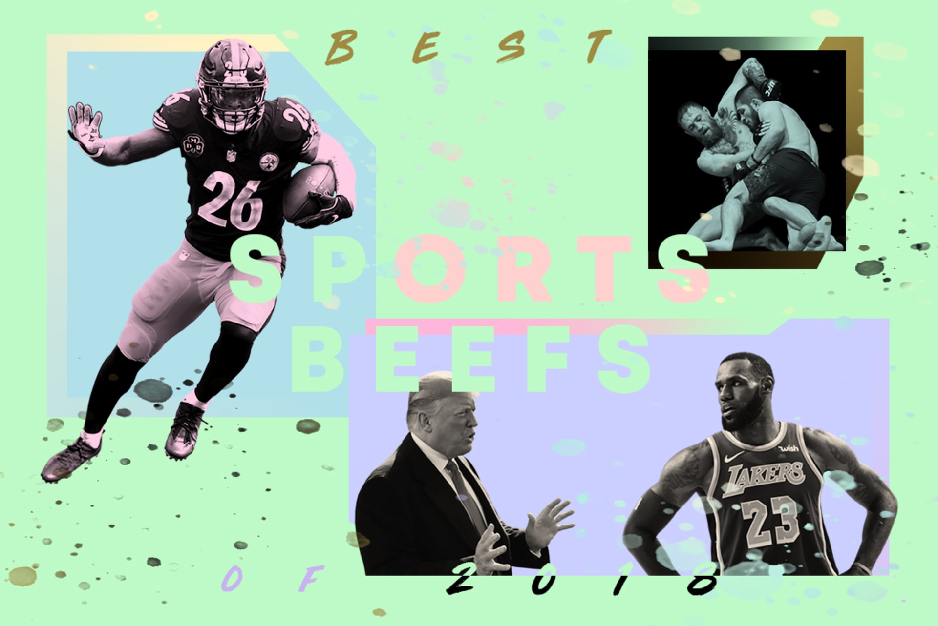 Best Sports Beefs 2018 Lead Image