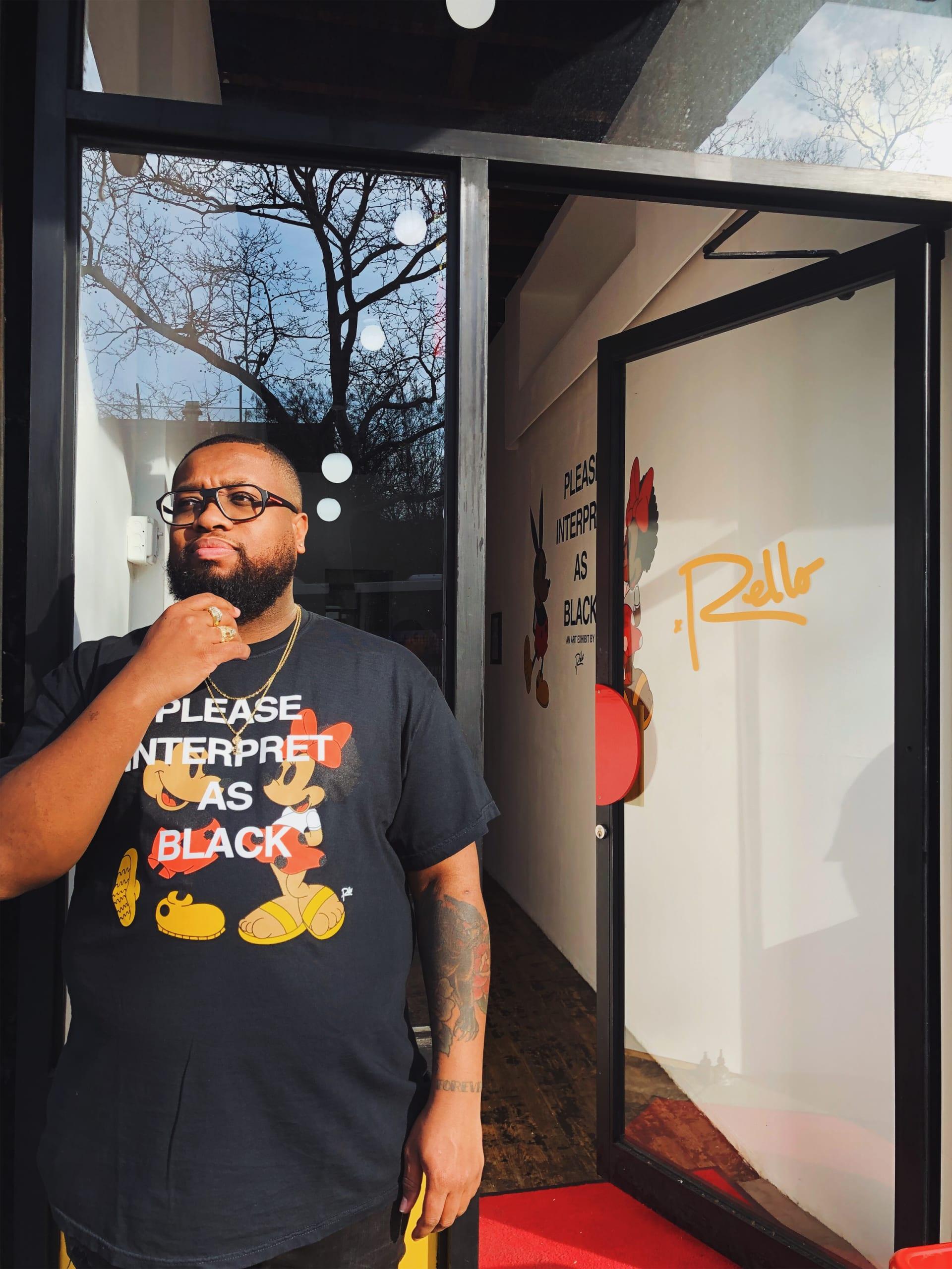 "Terrell ""Rello"" Jones ComplexCon Chicago 2019"