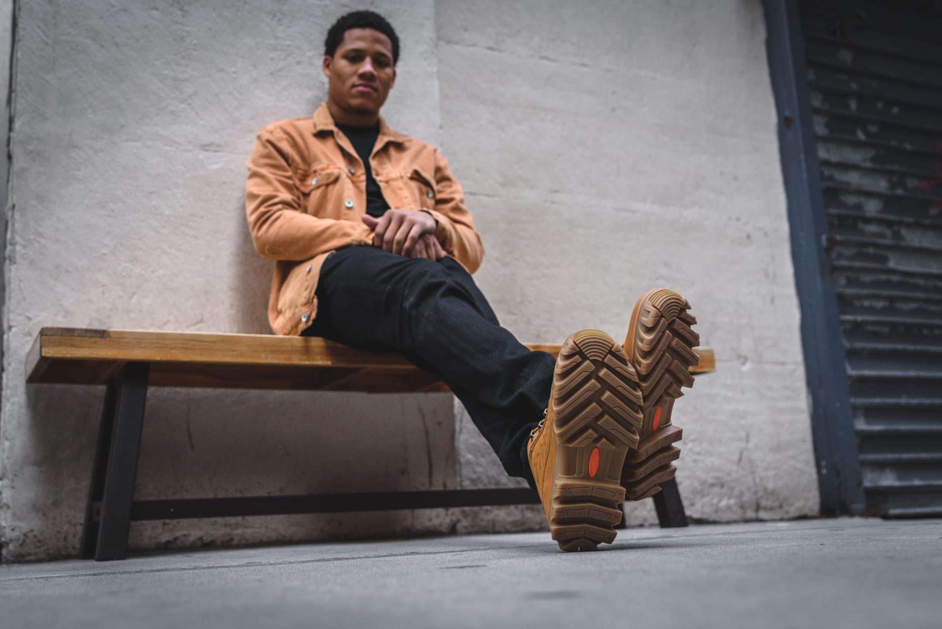 LUGZ Mens Footwear Stretched