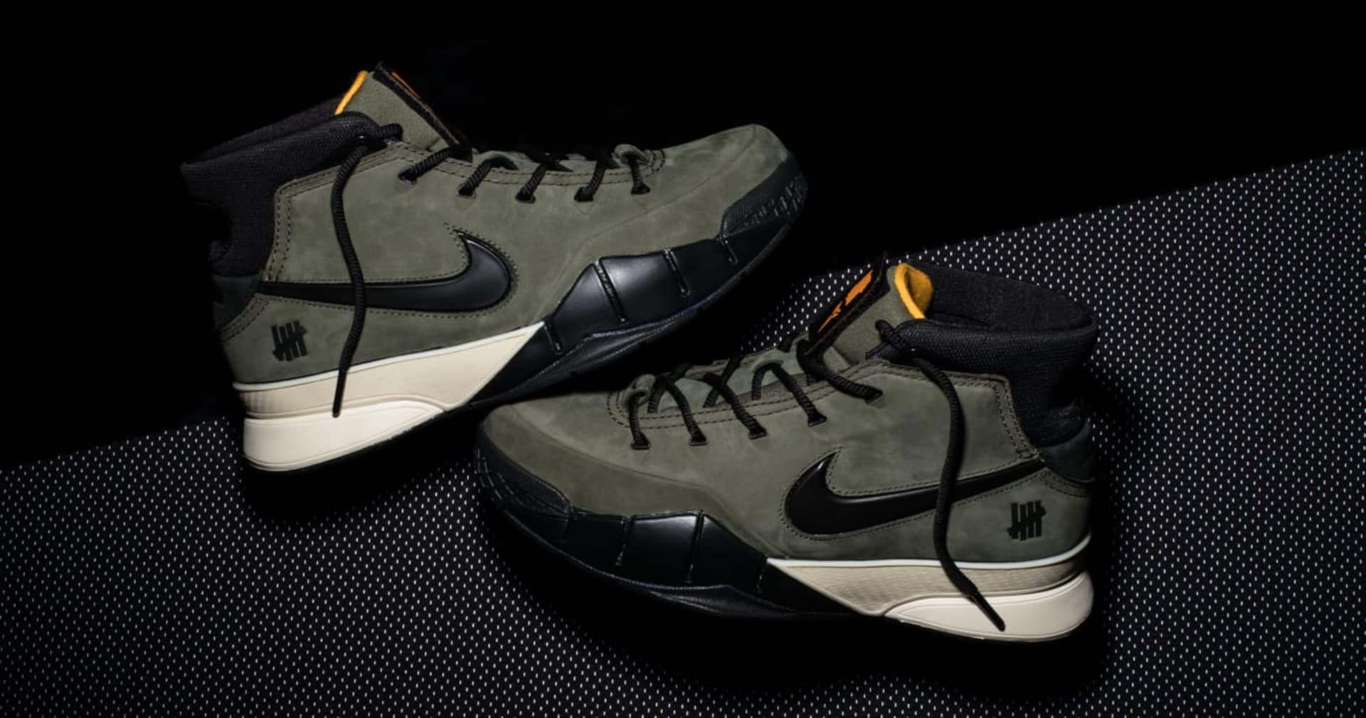 "7089ff259d Undefeated x Nike Kobe 1 Protro ""Flight Jacket"""