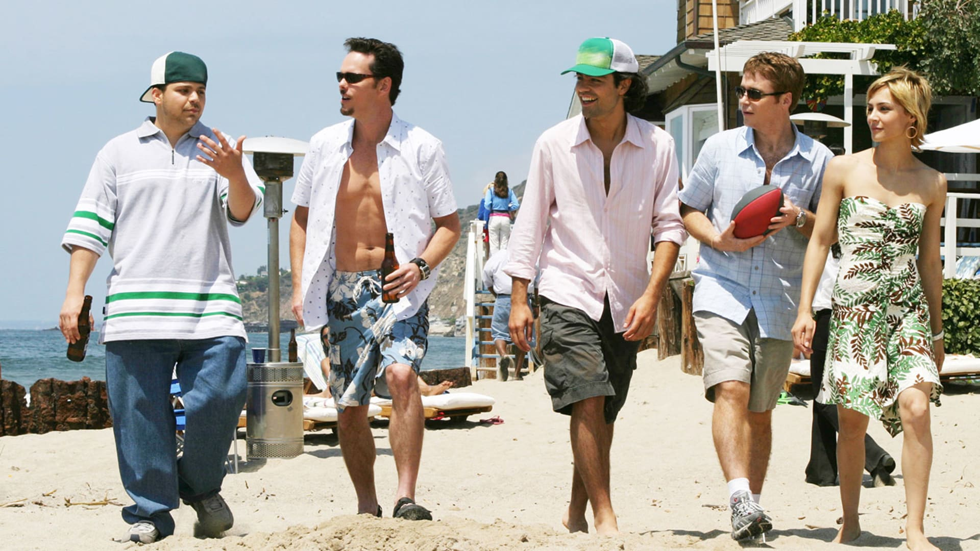 Entourage Cast and Creator Reveal How the Pilot Came