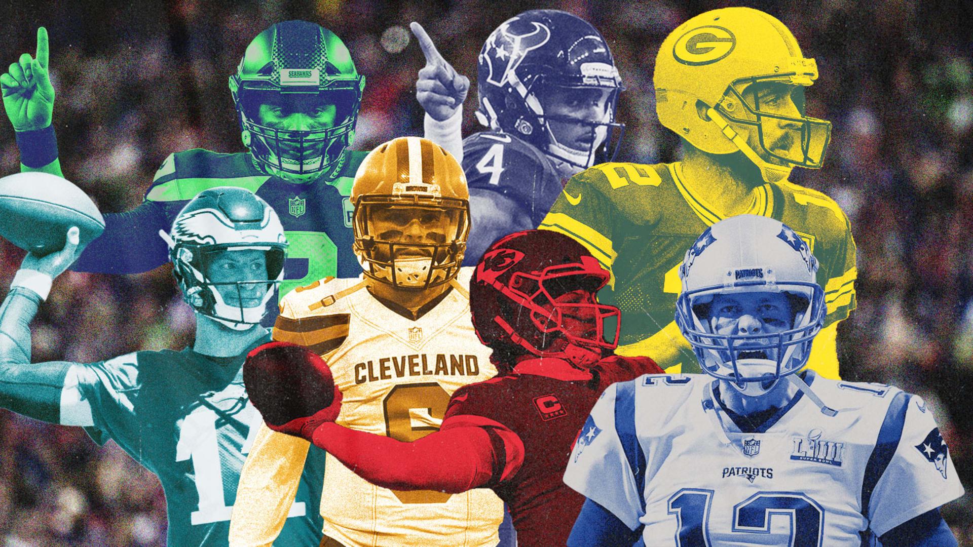 Ranking Every Starting NFL QB