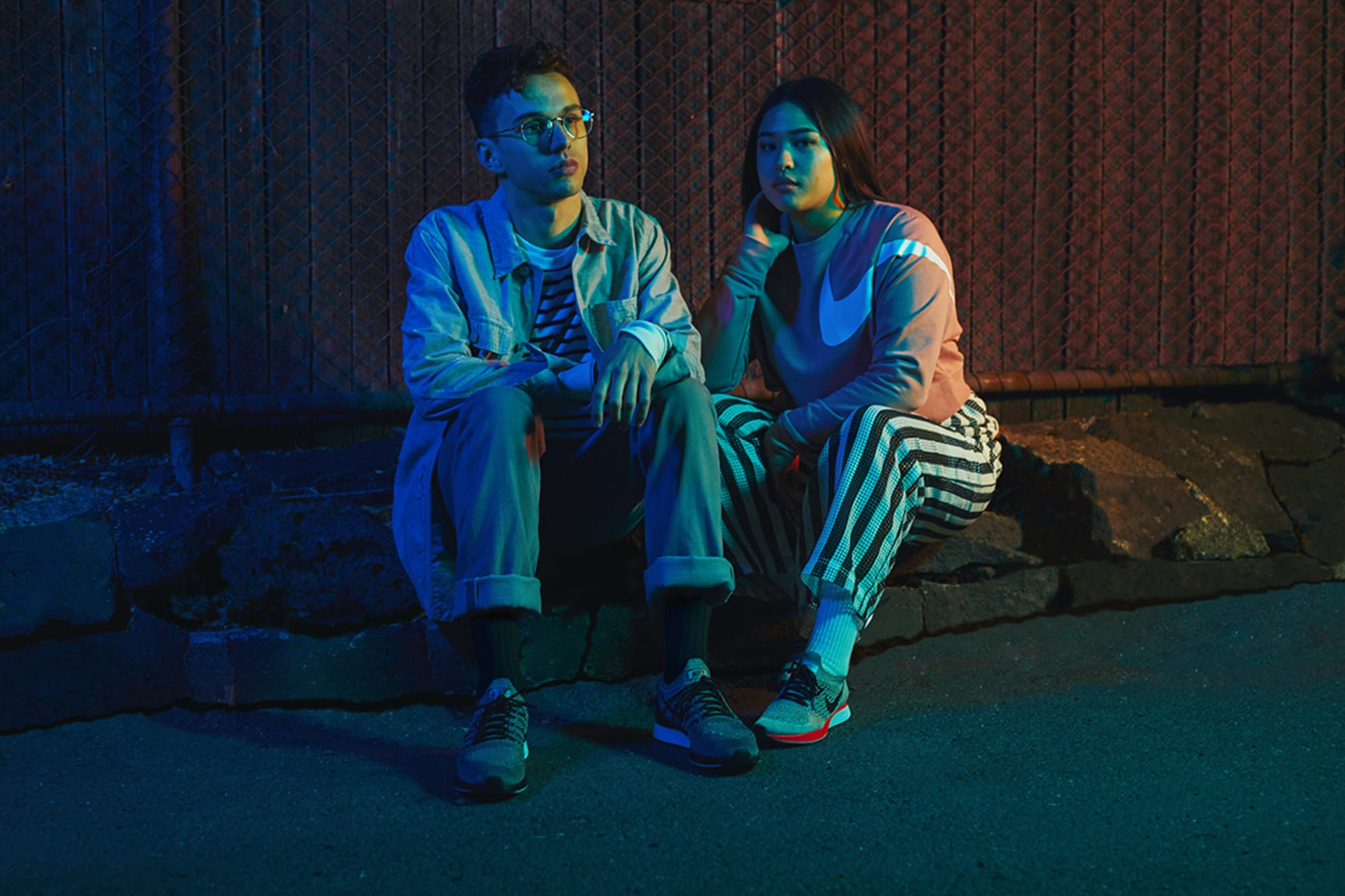 Young Franco & Maribelle for Nike