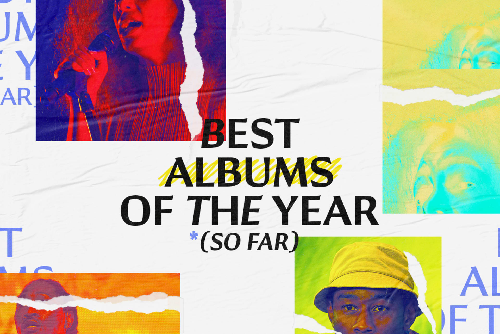 Best Album Of 2019 Best Albums of 2019 (So Far): Top Albums of The Year | Complex