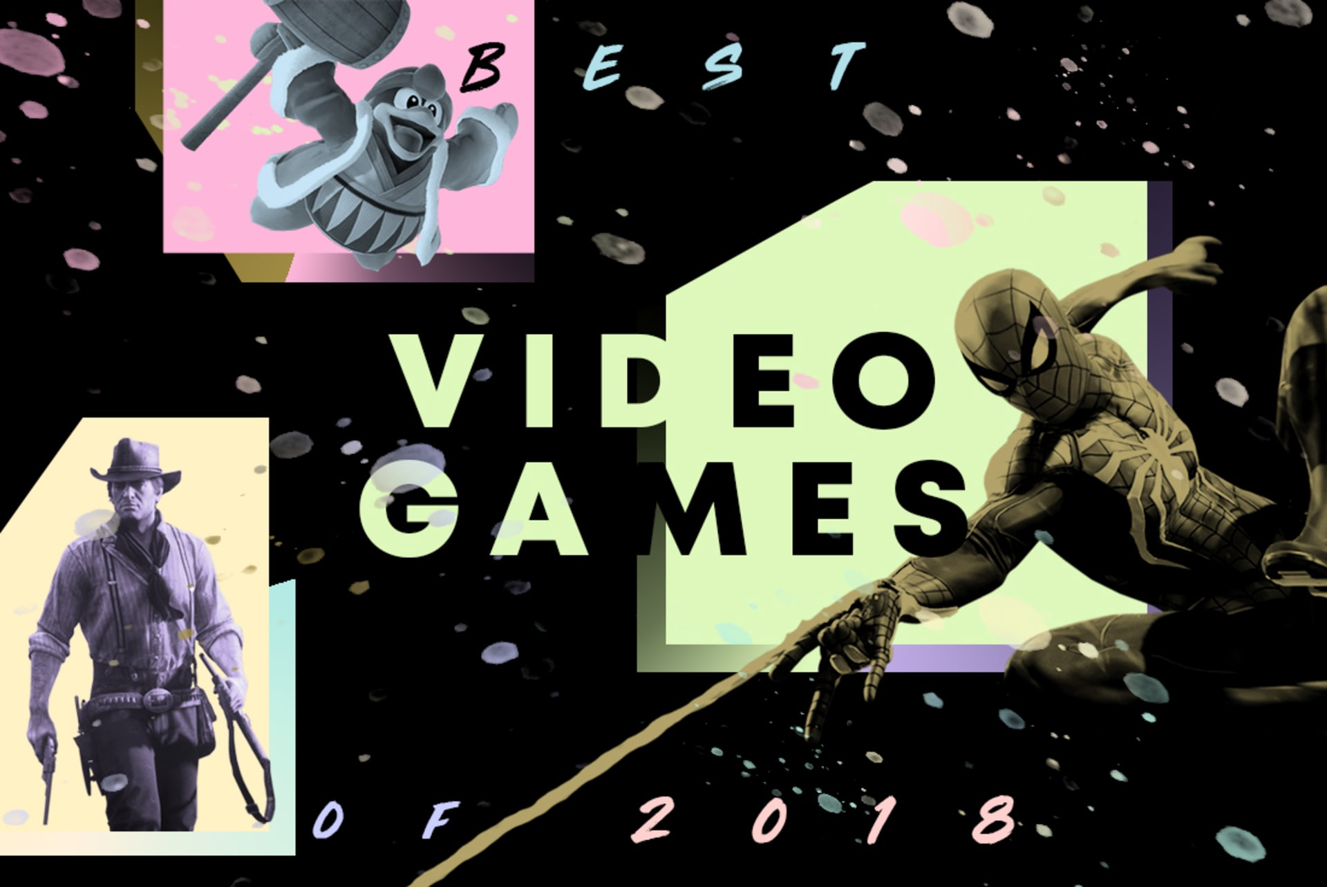 The Best Video Games of 2018