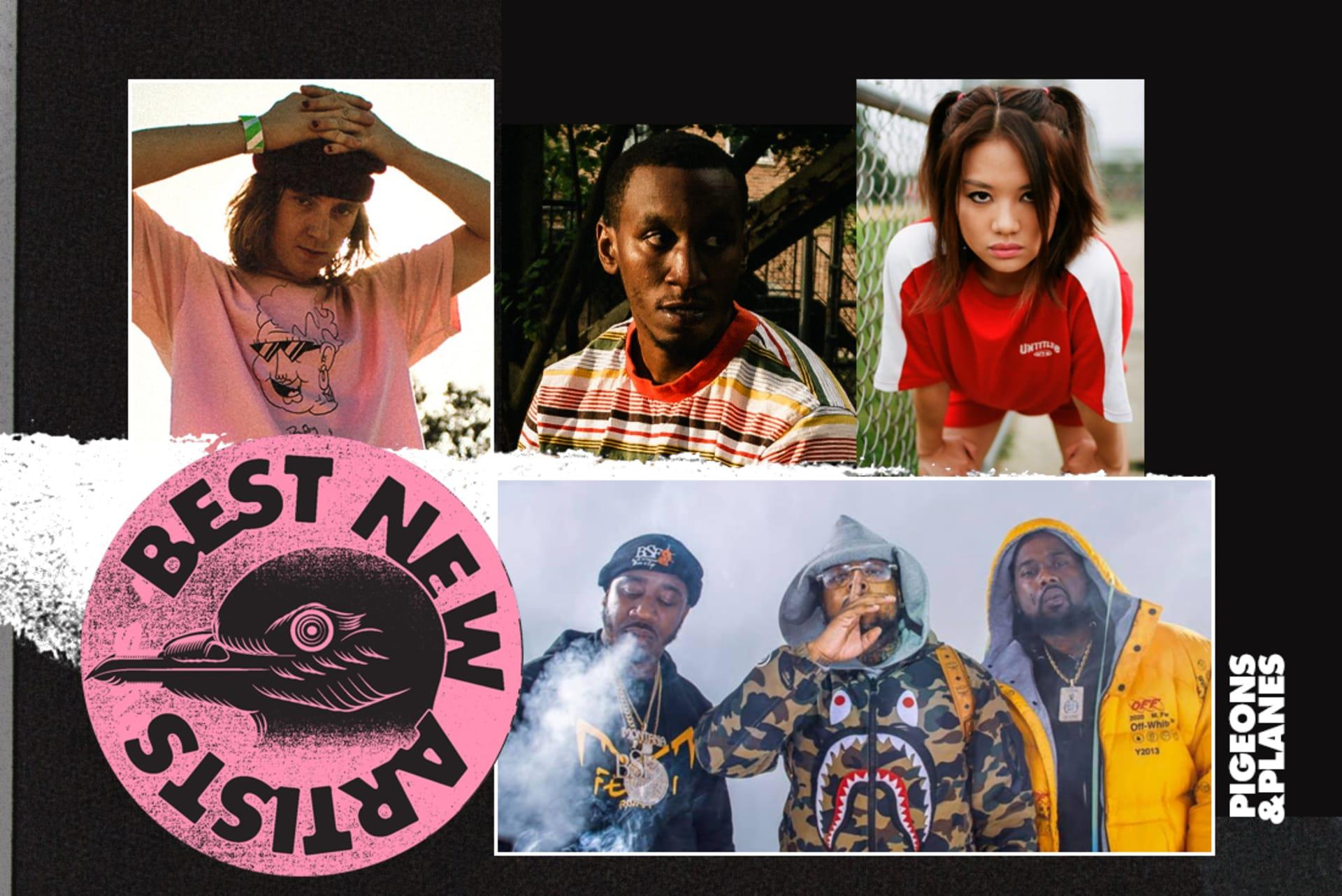 Best New Artists December 2019
