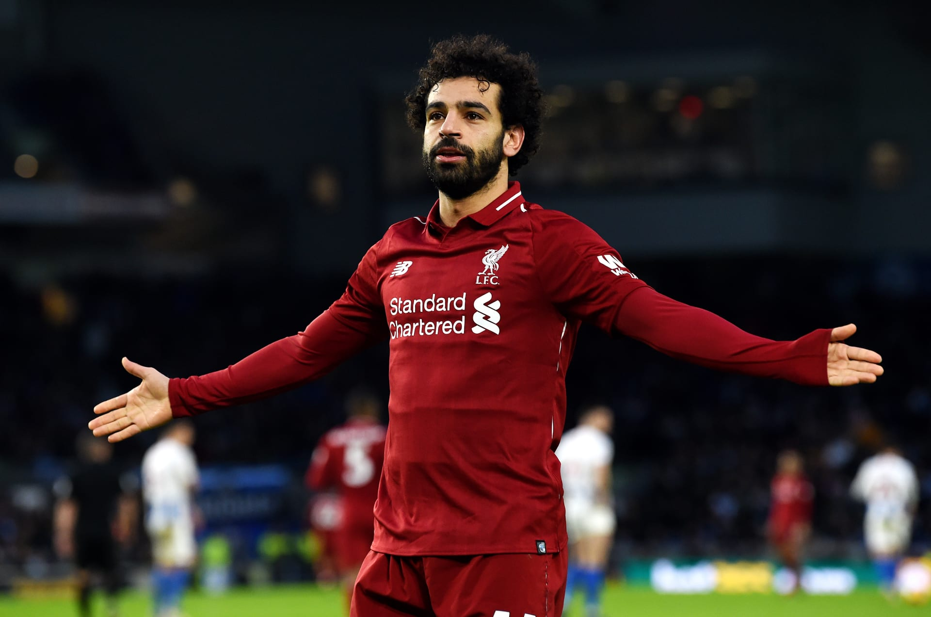 Image result for Mo salah\