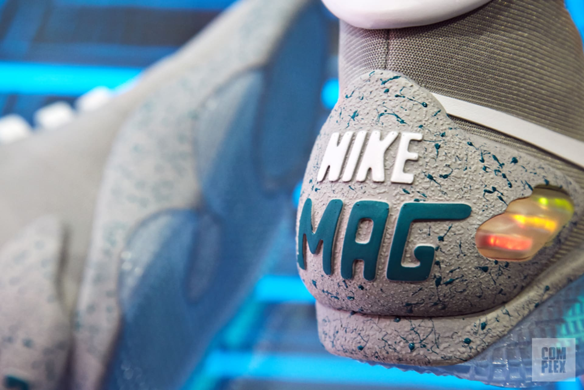 How the Auto Lacing Nike Mag Became a Reality | Complex