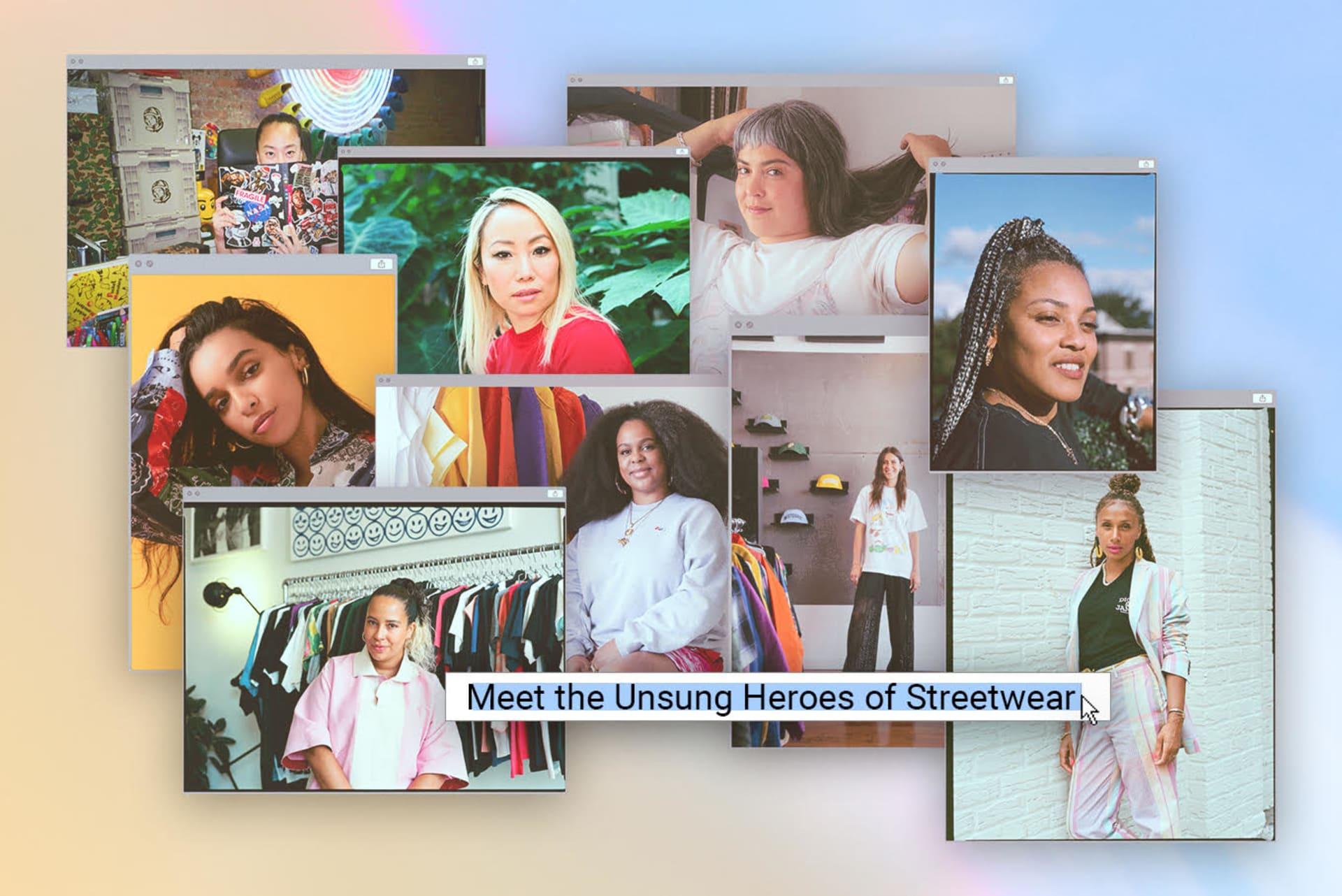 Women In Streetwear Complex