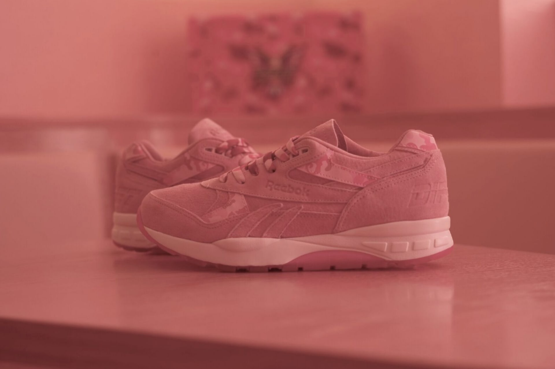 c4ab01f6 Cam'ron Wants Everyone to Wear His Pink Sneakers - Exclusive ...