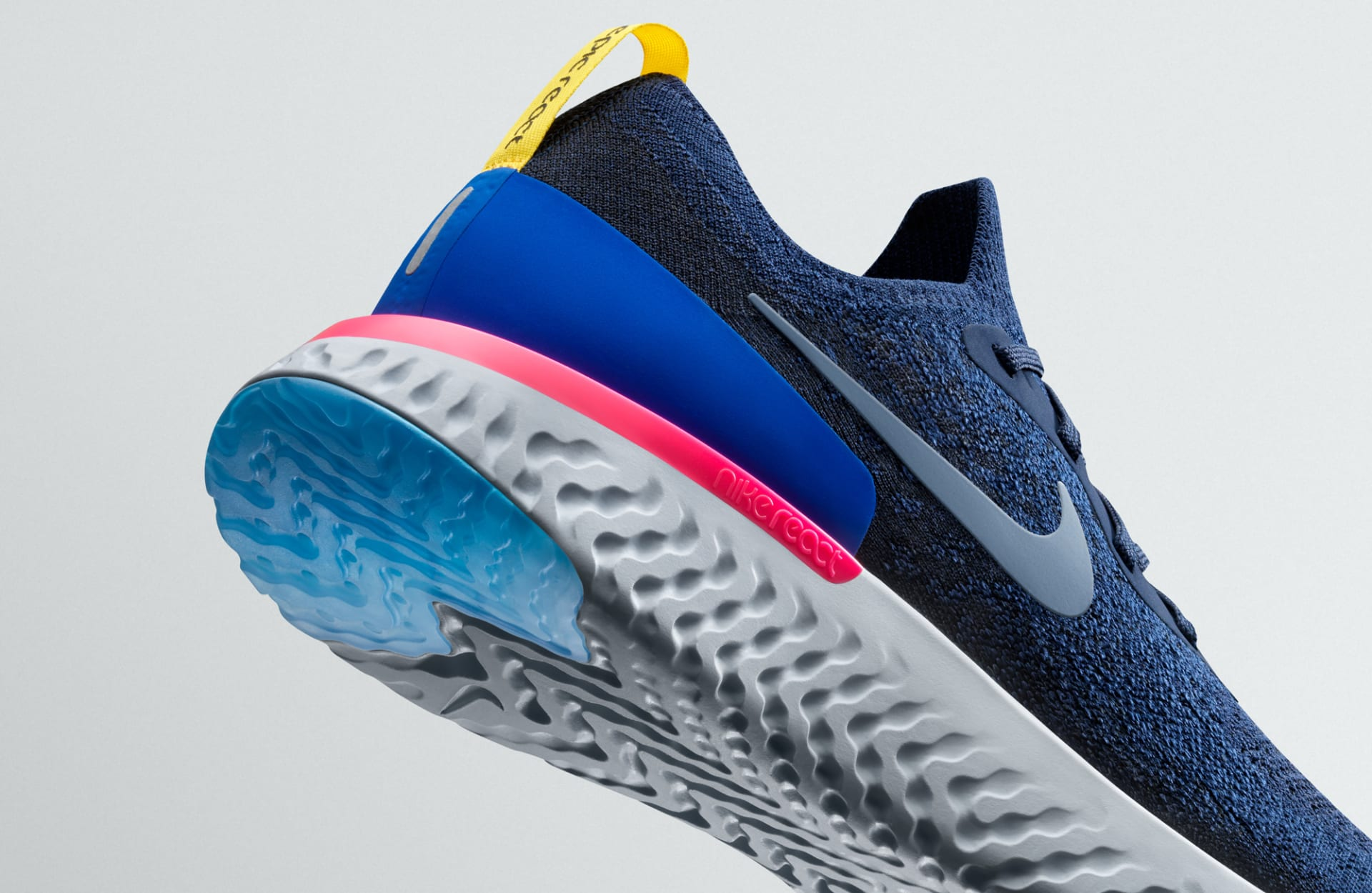 hot sale online dada6 1b349 Why the Nike Epic React Is the World's Next Great ...