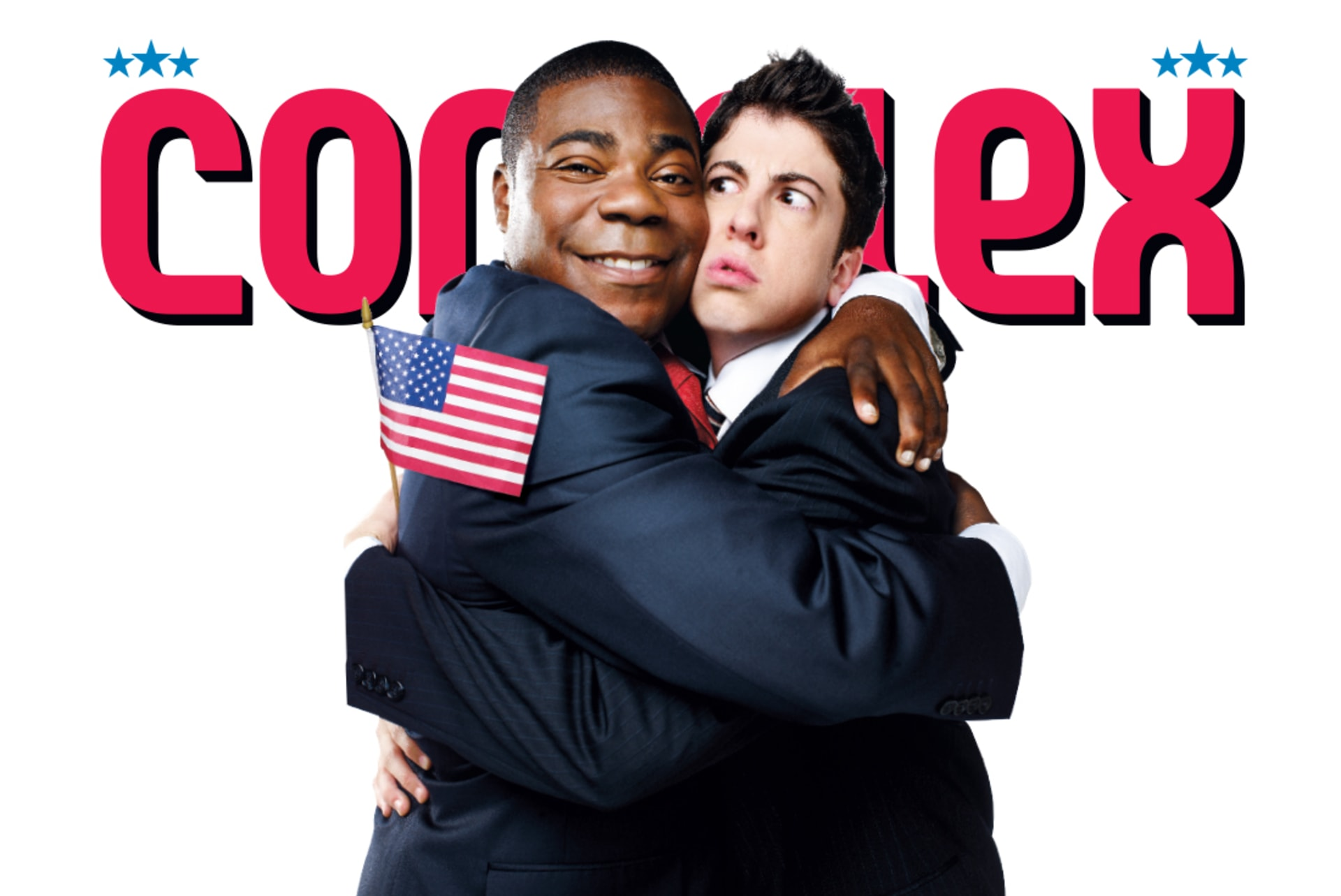 b2cc27ce Tracy Morgan & Chris Mintz-Plasse Get Weird Talking Sex, Drugs, and Crazy  Prince Parties