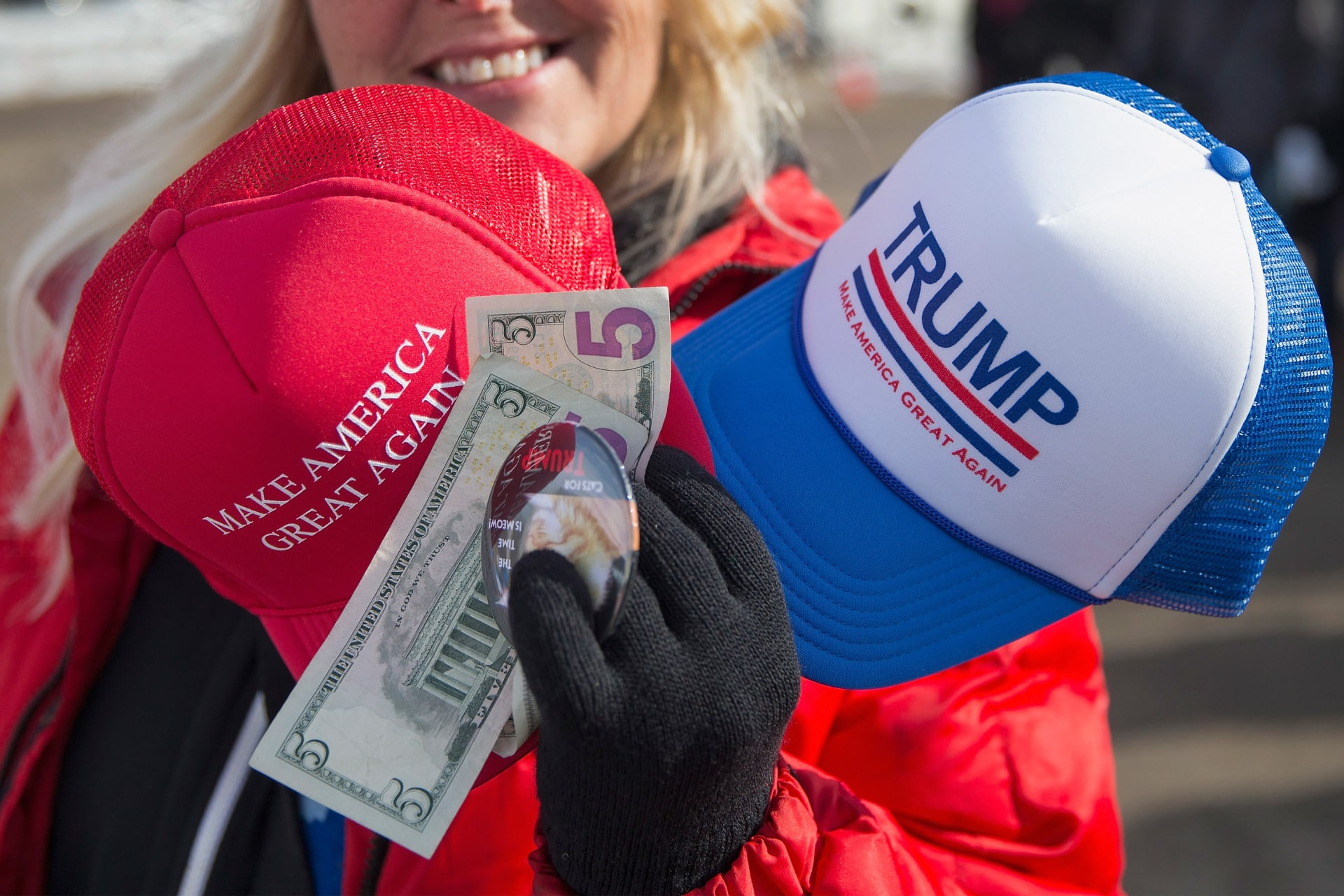 dc6235c5a Making Trucker Hats Great Again: Inside the Billion-Dollar Campaign ...