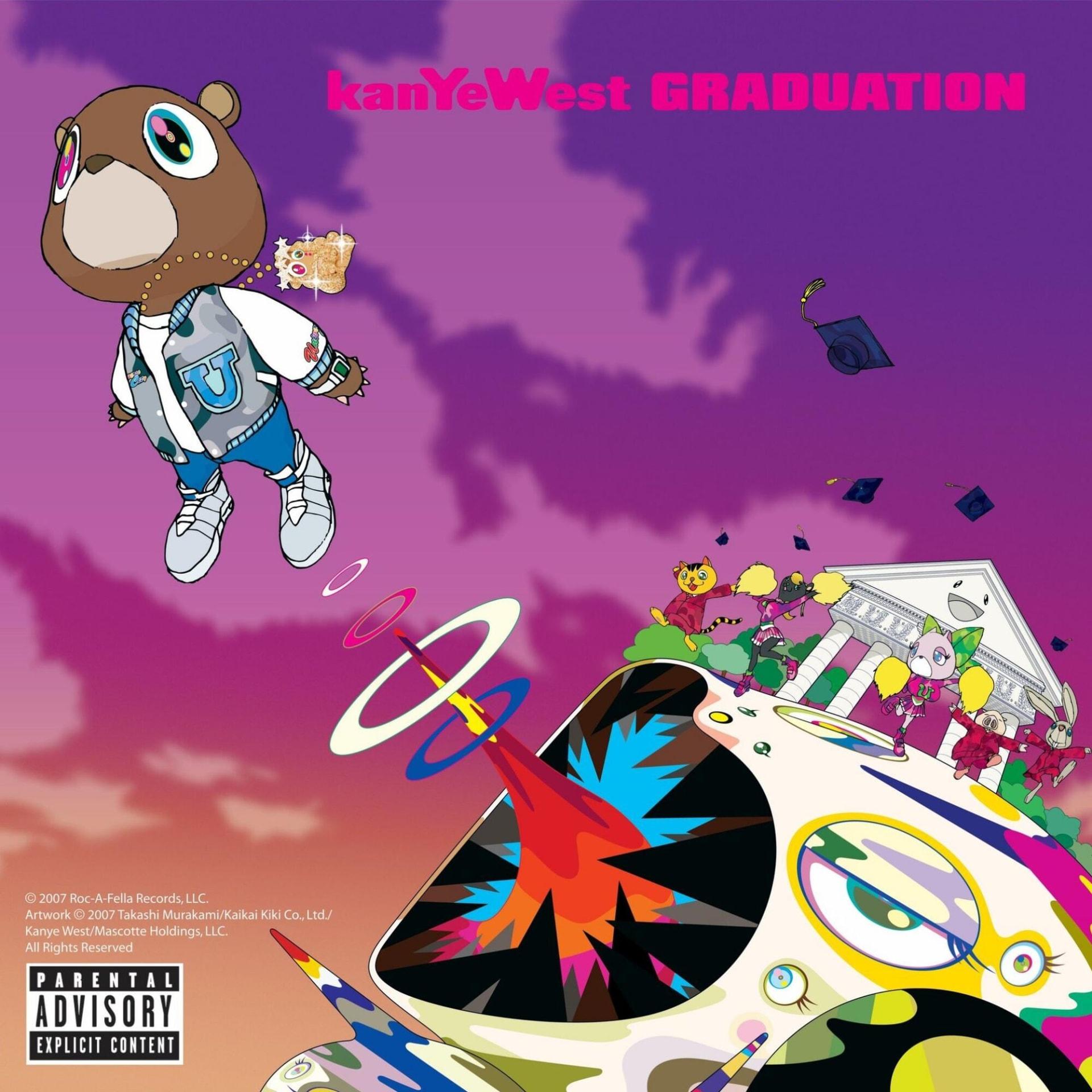 Kanye West 'Graduation'