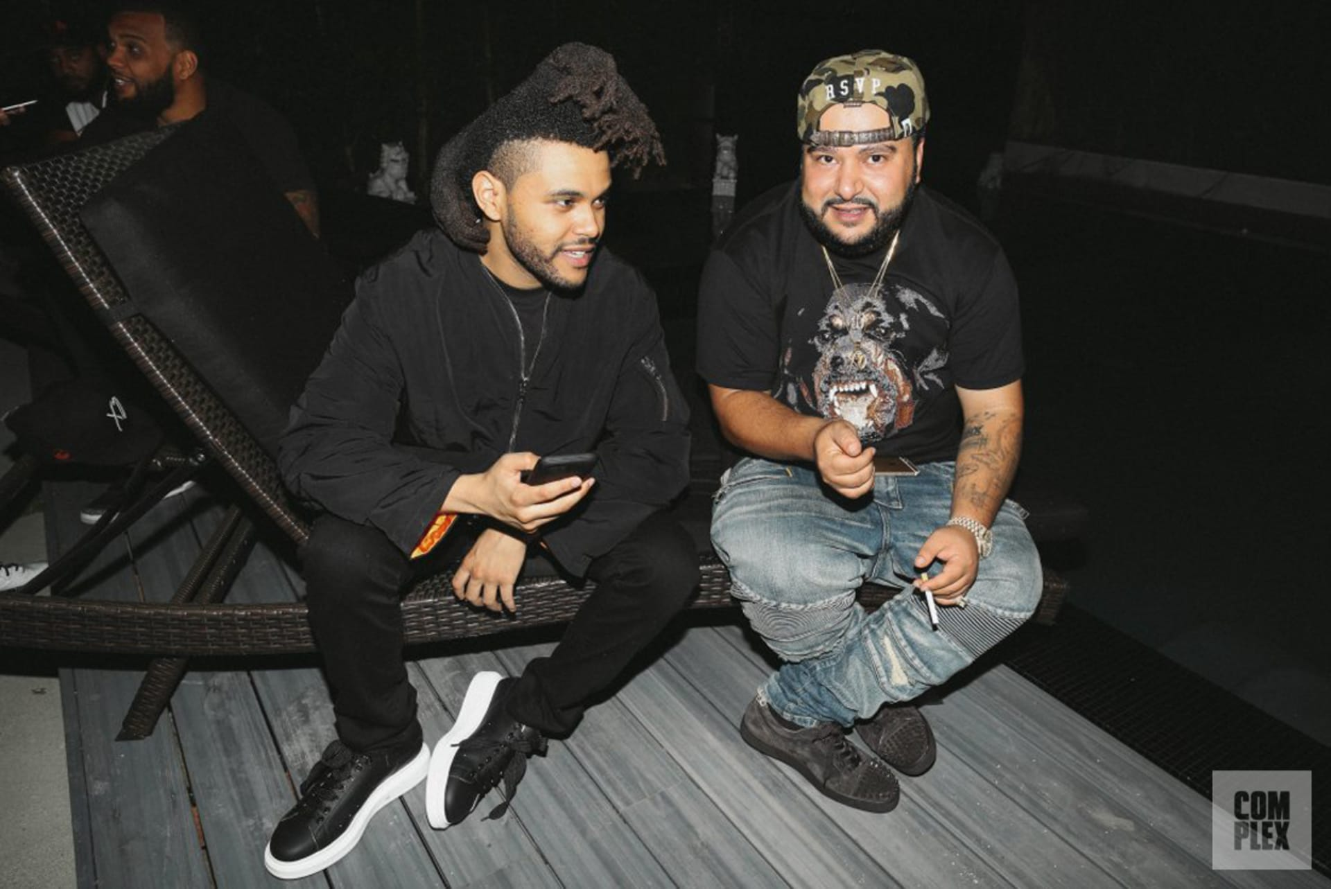 From Tehran to Toronto: Meet Cash, the Man Behind the Weeknd