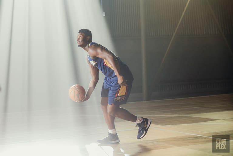 Zion Williamson Talks Pelicans, Lonzo Ball, & More