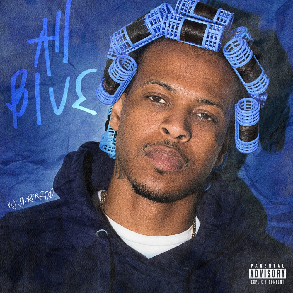 G Perico, \u0027All Blue\u0027 - The Best Albums of 2017 | Complex