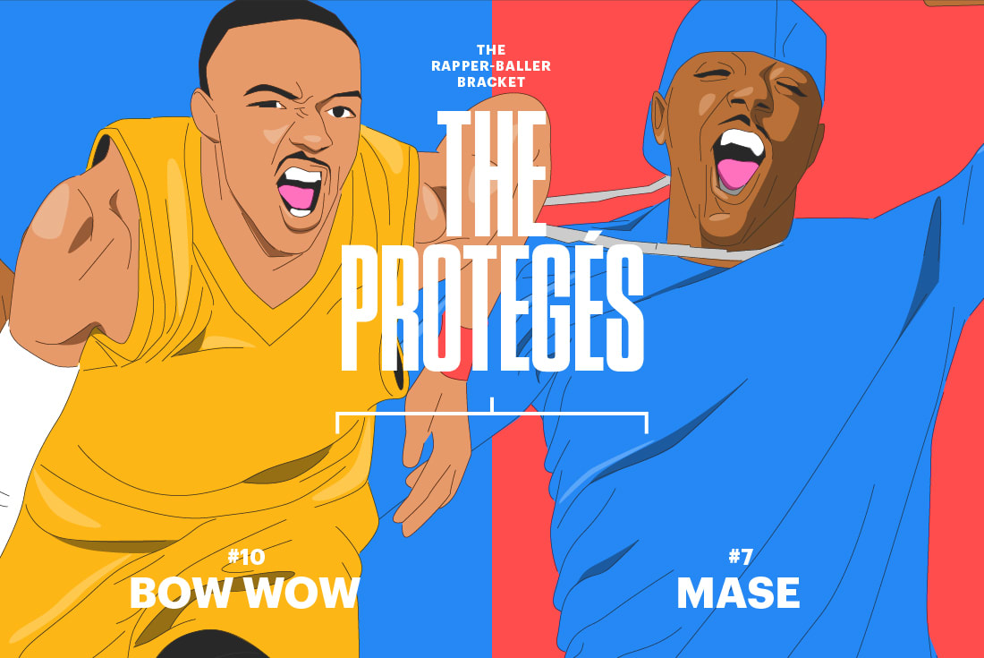 Bow Wow Mase The Proteges Rapper Baller Bracket 2017