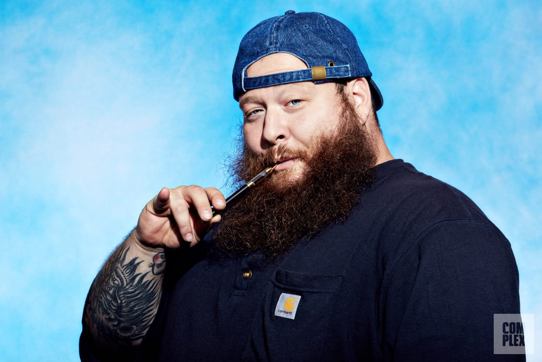 Action Bronson Is Still Funny Cooking And Rapping