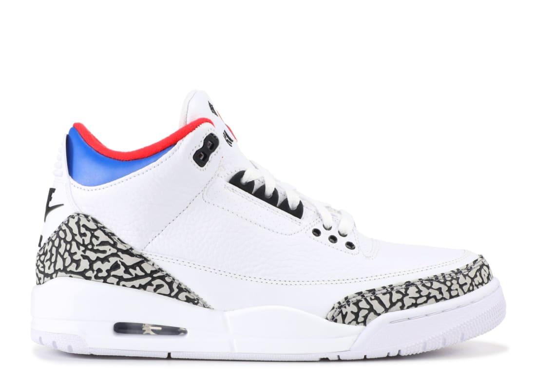 Air Jordan 3 Seoul
