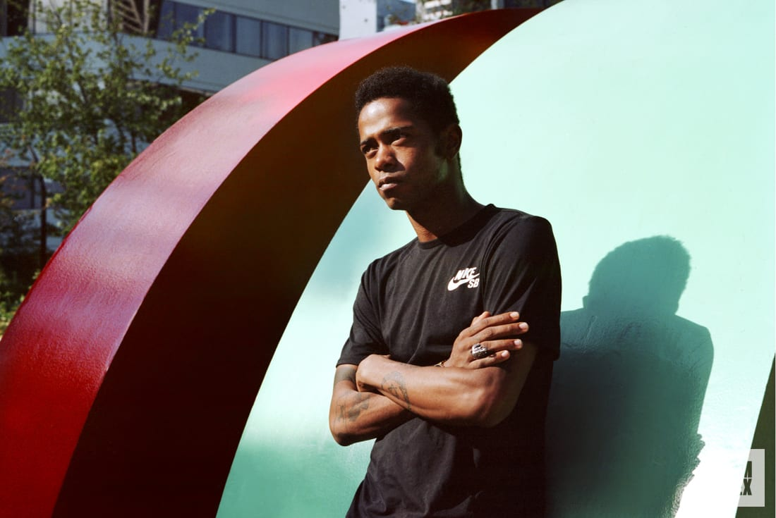 keith stanfield height