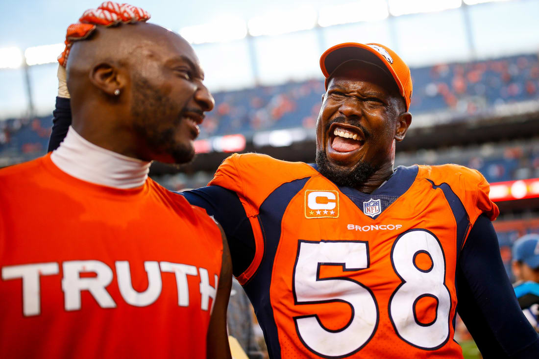 Von Miller Just Wants to be Loved