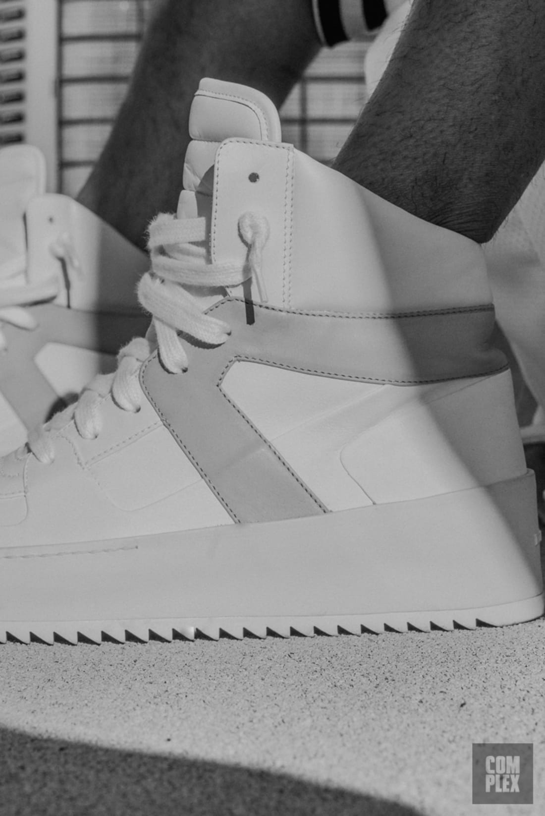 Fear of God's new basketball sneaker.