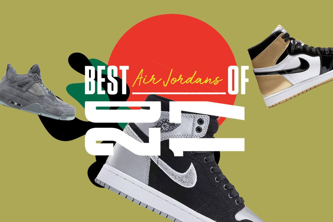 Best Air Jordans 2018