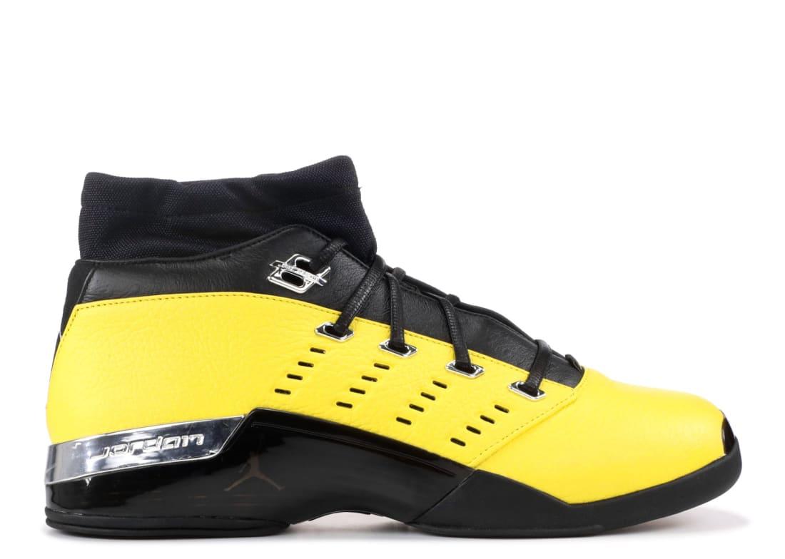 Solefly x Air Jordan 17