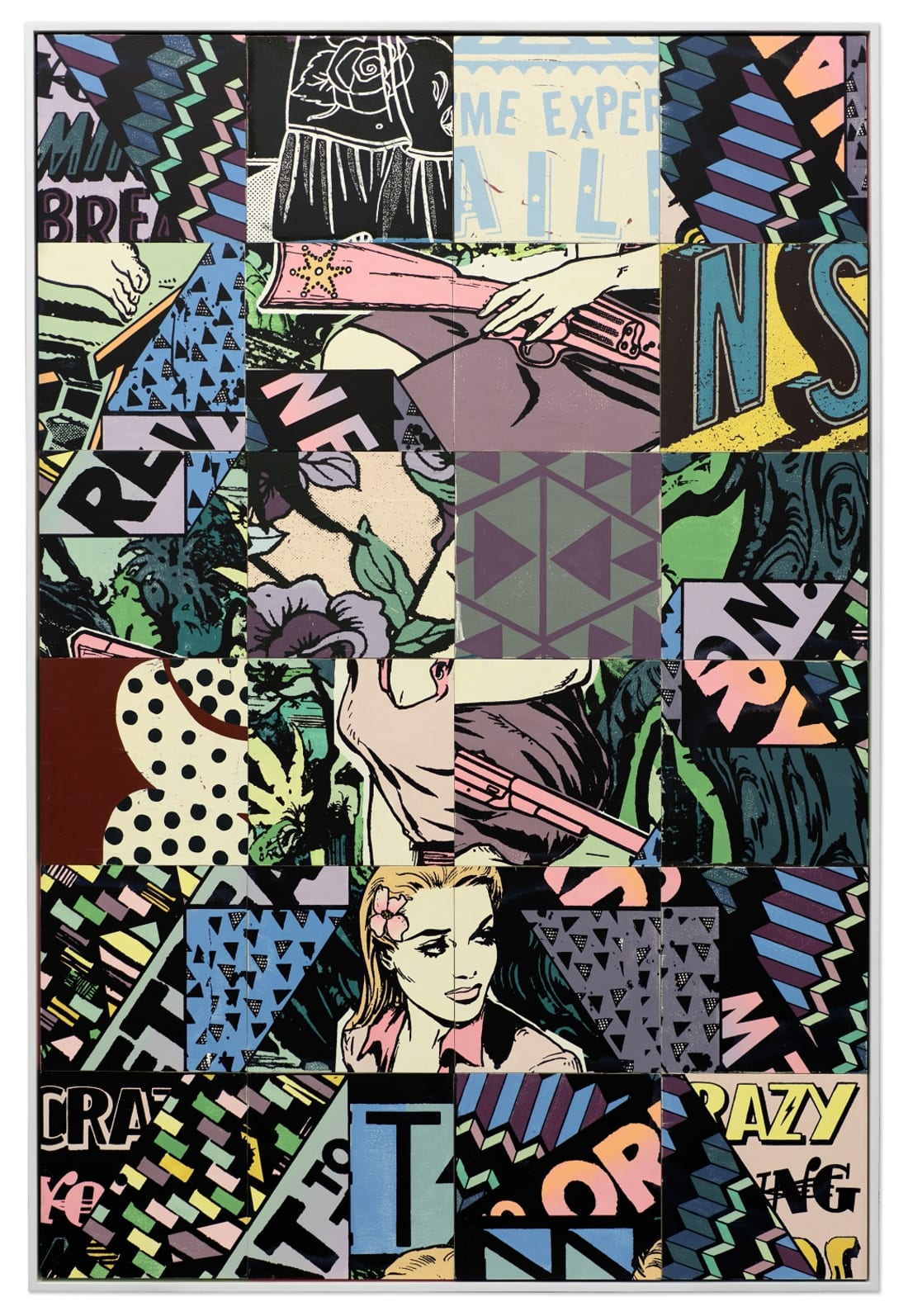 FAILE - 'NSNERY' (US)