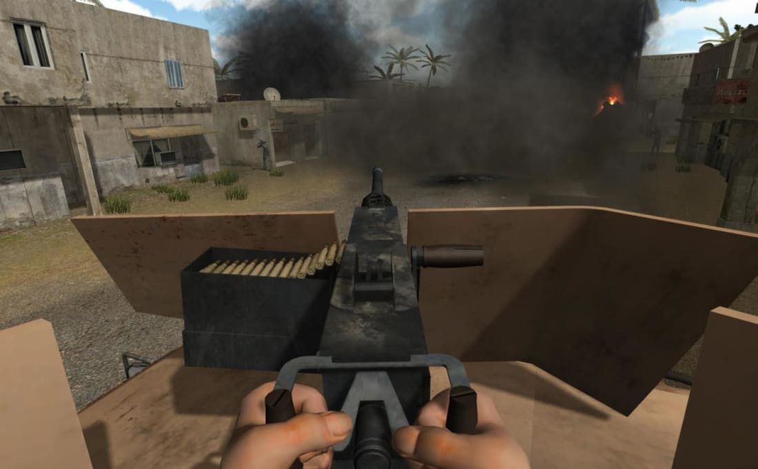 Virtual Iraq Still 1