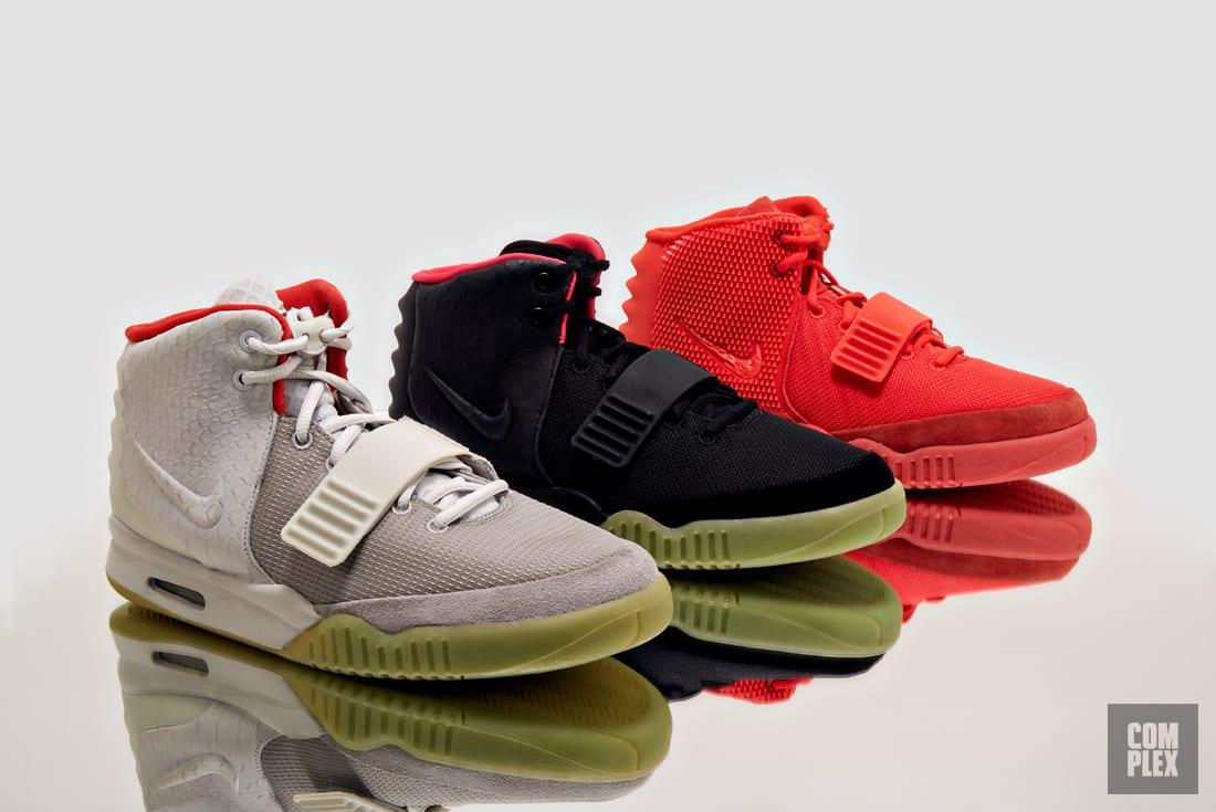 Nike Shoes Designed By Kanye West