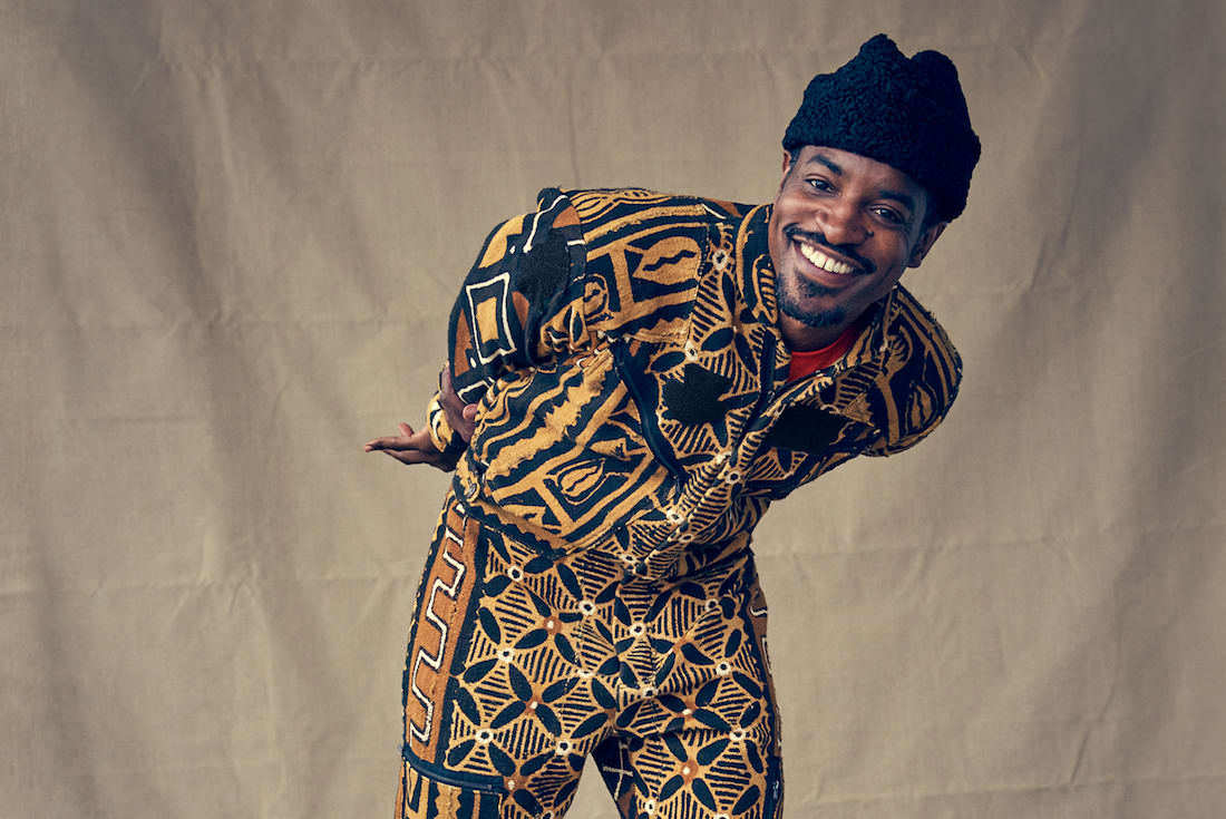 Image result for andre 3000 Malian