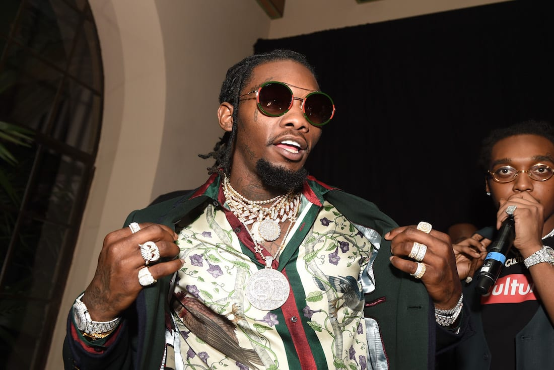 This Is Why Offset Got Cardi B Tattooed On His Neck: The Best Rap Verses Of 2017 (So Far