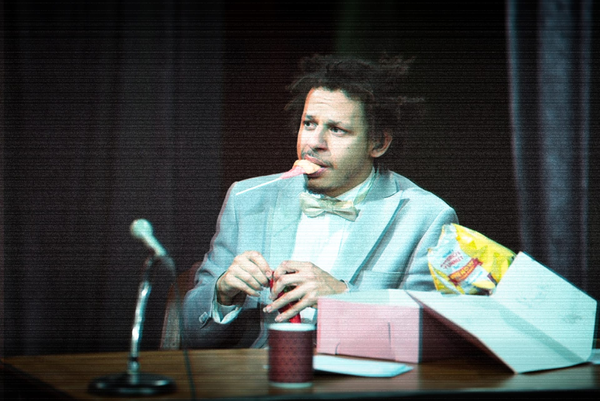 Eric andre fuck my wife