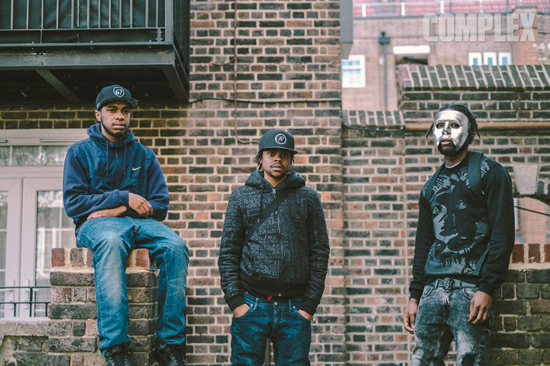 Meet 67 The Rawest Crew In Uk Rap Complex