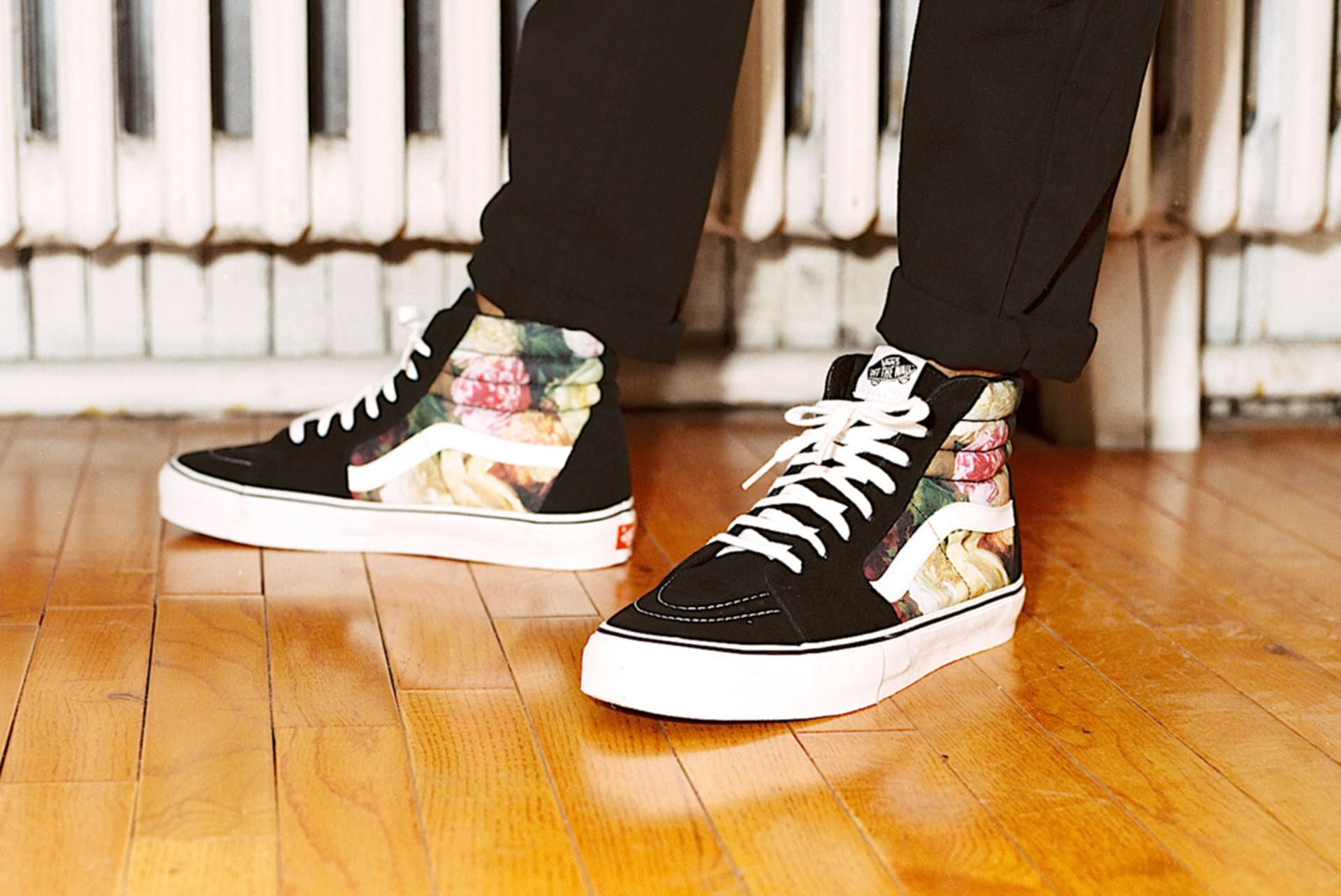 ff1f4a709f How Fashion Came to Embrace Vans  Skate Sneakers
