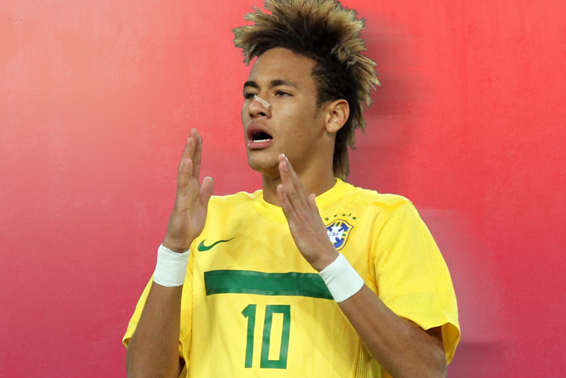 Neymars Best Hair Moments Complex