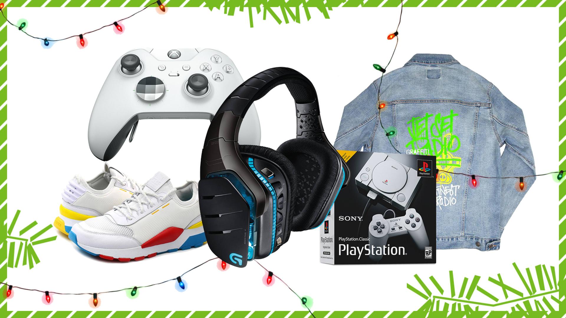 Logitech Gamers Gift Guide