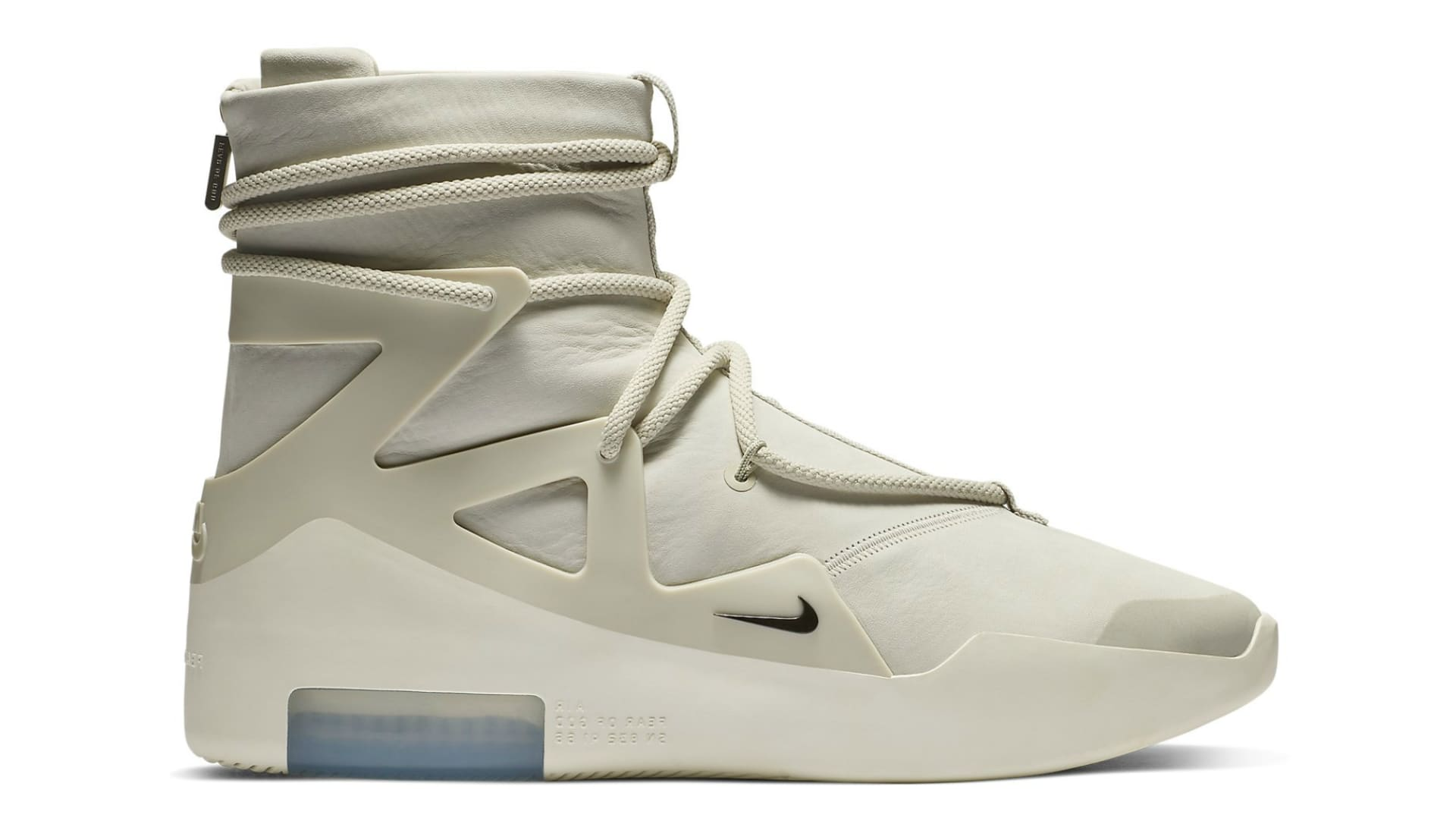 brand new 793d2 8a476 Fear of God x Nike Air Fear of God 1