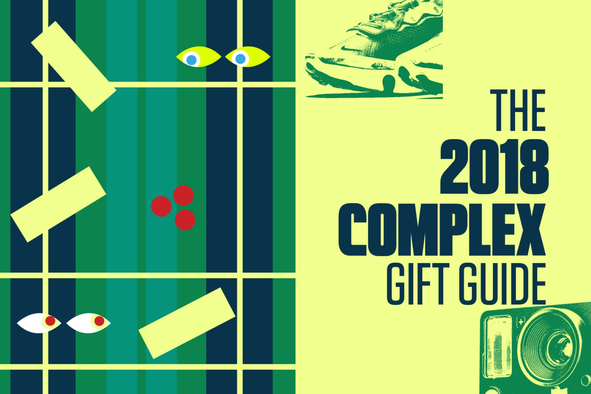 Complex 2018 gift guide